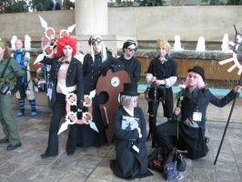 Steampunk Organization XIII by reminded