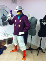 Darkwing Duck Cosplay by LeoCamacho