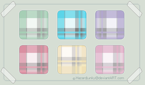 Plaid Custom Box - Background by HazardJunky