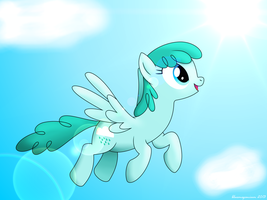 Medley - It's a beautiful day by bluemeganium