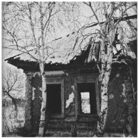 Abandoned House by Anguis-IX