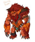 Anime Style Masters- Grizzlor by JazylH
