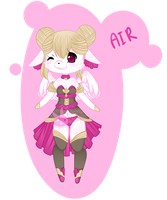 BM adoptable auction //CLOSED// by Mellow-bunnii