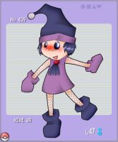 Mime Jr by needs-a-bullet