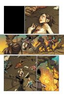 Run YA Secret Invasion 1 pg 9 by CeeCeeLuvins