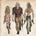 devil's rejects colour by HarleyQuinn1121