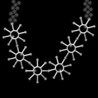 Gears and Snowflakes by shrela