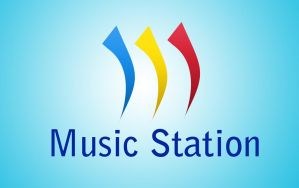 Music Station logo by Mido-san-mg