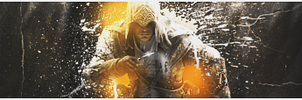 Assassin creed ~ by OneDayGFX