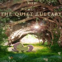 The Quiet Lullaby album art cover by RE-ACTION1982