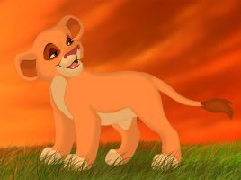 The Lion King - Vitani by squishy-paws