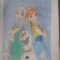 Frozen fever by angelica130201