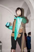 +OnTheStage+ SuikodenIII by Alicyana