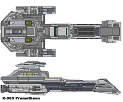 x-303 prometheus by bagera3005