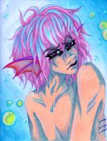 Betta Merboy Phank by bloodlickins