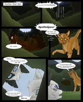 The Shadow Has Come.Page.1. by CoalPatchOfDuskClan