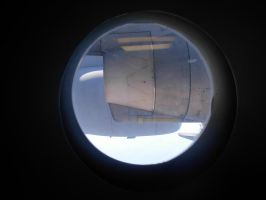 C-17 Port Hole Engine 2 by 00RandomPanda00