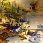 Lily pond Lefebvre by LaurieLefebvre