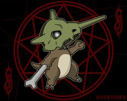 Cubone Chris Fehn by 0parkp