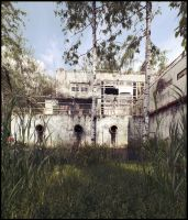 The Abandon FActory 2 by Romi3D