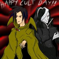 Happy Cult Day by Veni-Mortem