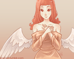 Little Angel by Elentori