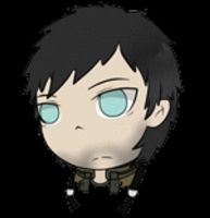 chibi isaac DS3 journal doll by BeePrimeTF