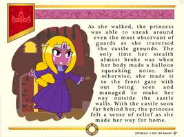 Another Princess Story - Bouncing Home by Dragon-FangX