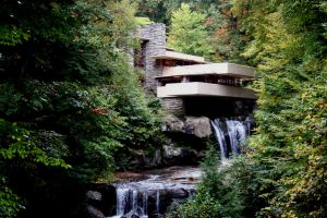 fallingwater by ColonelBlaha