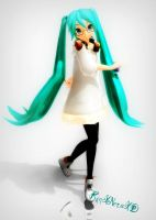 MMD LOOK WHO I FINISHED by RinXNeruXD