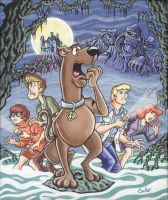 Scooby Doo on Zombie Island by Owler007