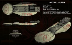 Astral Queen Prison Ship ortho by unusualsuspex