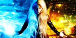 Mistress of Fire and Ice by Arawn-sama