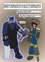 Two Hephaestus ...es 2 by Selecthumor
