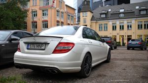 Mercedes-Benz C63 ///AMG by ShadowPhotography