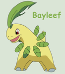 Bayleef by Roky320