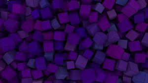 Purple Boxes...Everywhere! by Lowlandet