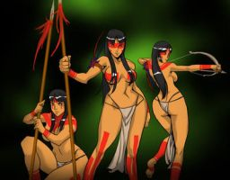 Amazonas by DarthNeo