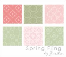 Patterns - Spring Fling by zinzibar