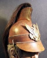 Dragoon Leather Helmet by TomBanwell
