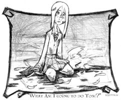 Im Scared Tom - HP by lberghol