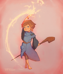 Milo's Sparks by TheFXGirl