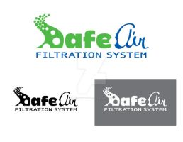 SafeAir logo contest by CaroRichard