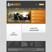WIP AceClutch Social Network by squizzi