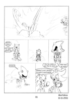 Sonic Heroes 2 Chap 02-01 Preview by Mortdres