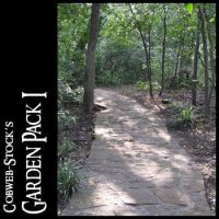 Garden Pack I:  Trails by Cobweb-stock