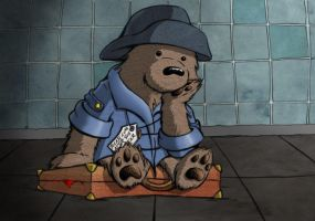 Paddington. by Ambs-Myers
