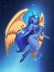Baphomet By Eltonpot by curtsibling