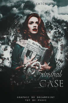 Criminal Case - Cover by SnownyKatie
