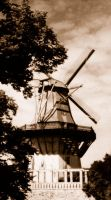 Wind Mill by shadow-kat-ana